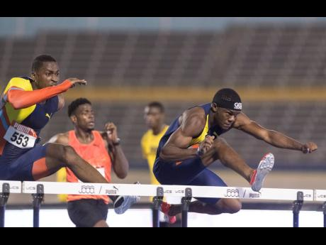 We Mean Business In 110m Hurdles – Sewell