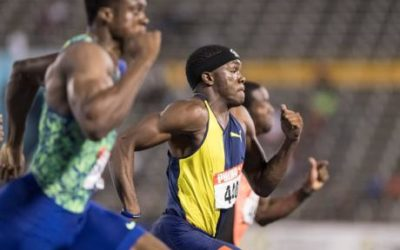 Doha-Bound, Jamaica Sprint Hurdler Sets Sights On Goals After Big PB