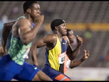 Doha-Bound, Jamaica Sprint Hurdler Sets Sights On Goals After Big PB