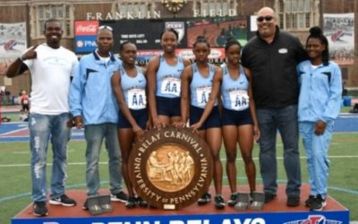 Edwin Allen steals show with new 4x100m record at Penn Relays