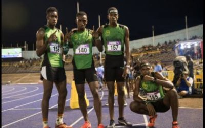 Hubert Lawrence |Gibson McCook Relay Magic